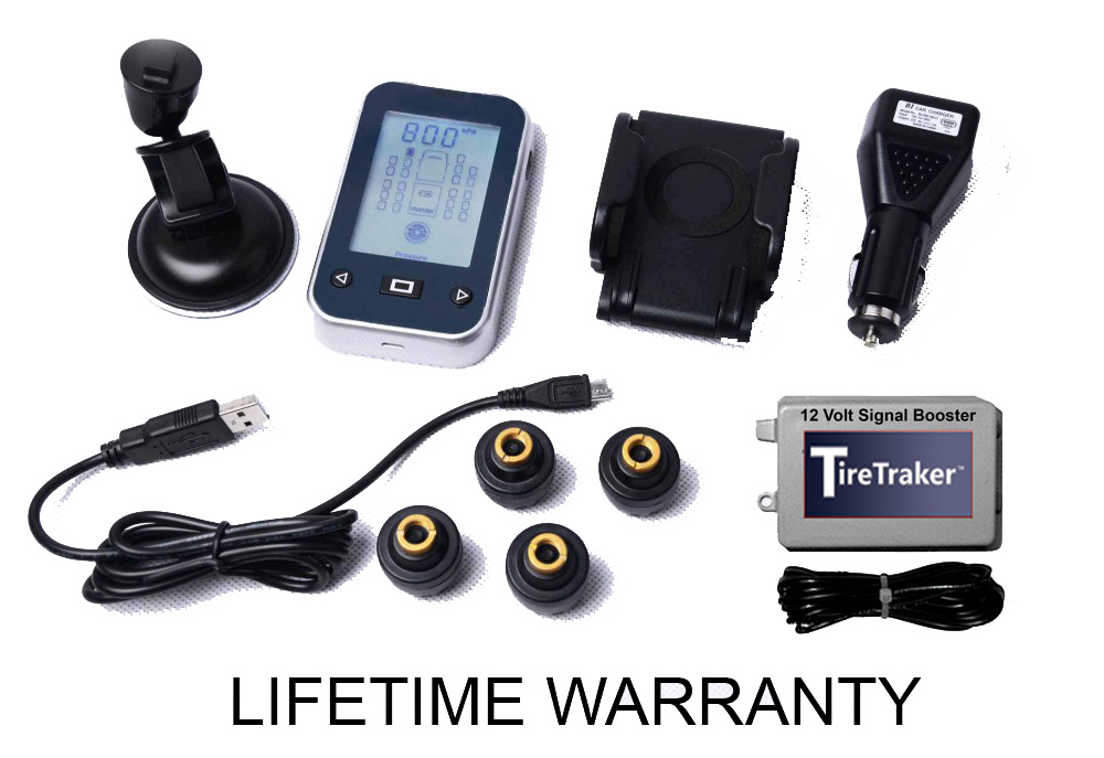 TT-500 / 20-WHEEL TIRE MONITORING SYSTEM